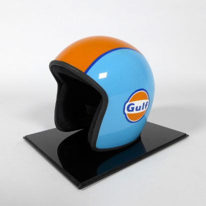 Mini Capacete Custom Lab moto custom