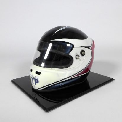 Mini Capacete Custom Lab racing gp1