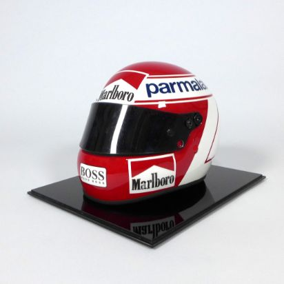 Mini Capacete Custom Lab racing gp2