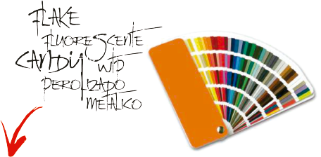 Custom Lab Paleta de Cores